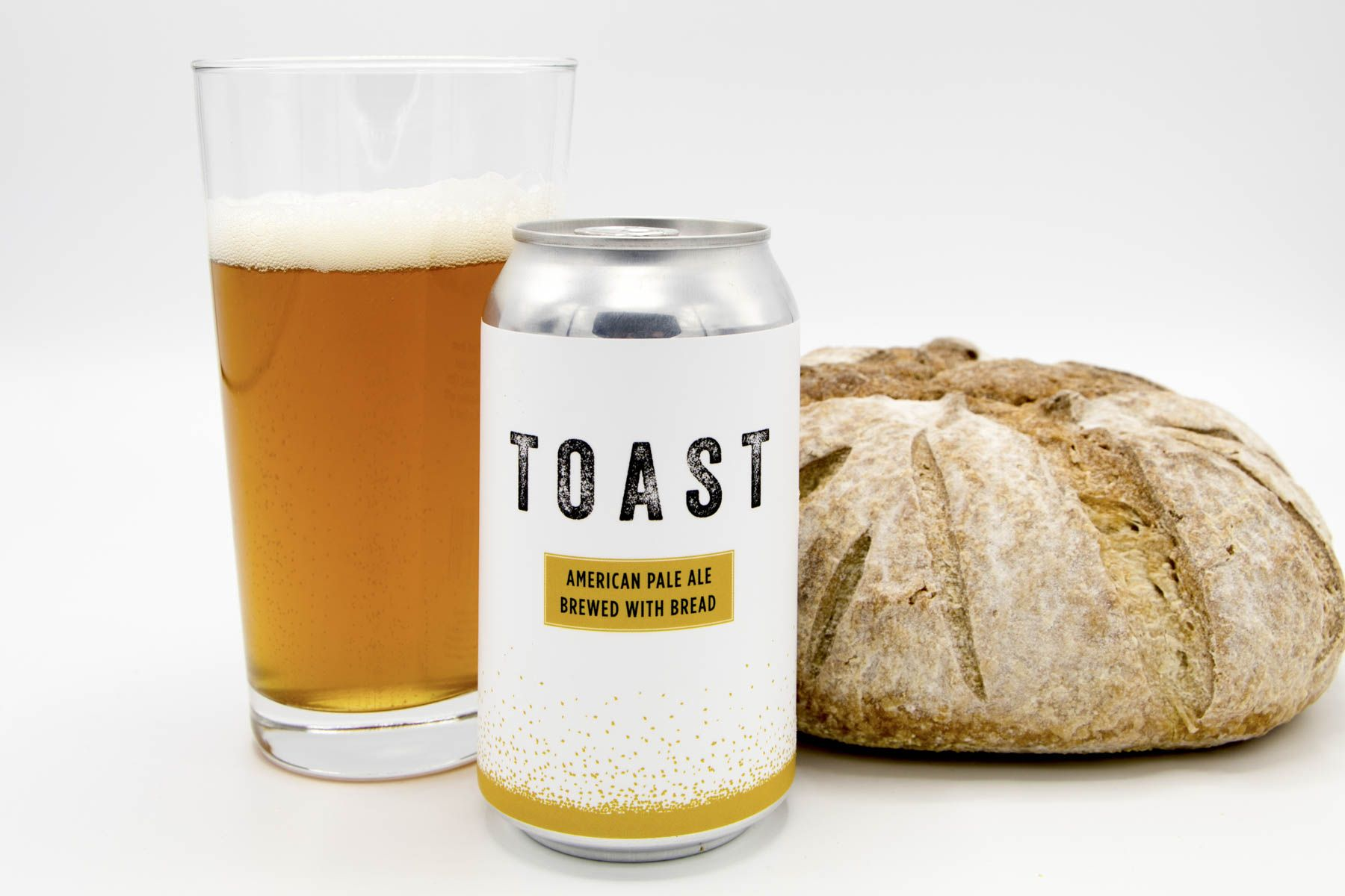 toast ale made from food waste